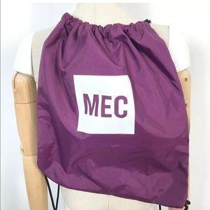 MEC MOUNTAIN EQUIPMENT CO Drawstring Backpack